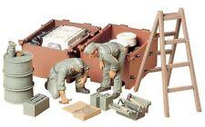 Tamiya Models German Engine Tank Crew Set