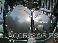 Suzuki Bandit GSF650 05-06 Stainless Engine Casing Bolts Bolt Kit