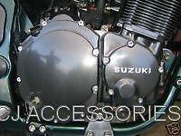 Suzuki Bandit GSF600 GSF1200 GSXR1100 Stainless Engine Casing Bolt Kit
