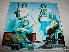 SONIC YOUTH-DIRTY BOOTS 5 TRACKS MINT CD