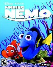 New listing Finding Nemo (Windows/Mac, 2003)