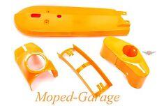 Kreidler Rs Gt Lf RM Carénage Kit Protection pour Chaîne Fork Cadre Orange