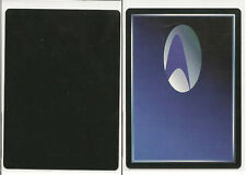 Star Trek CCG Decipher Rare Black Test Print Card
