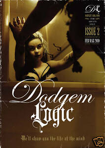 DODGEM LOGIC #2 by Alan Moore and co.