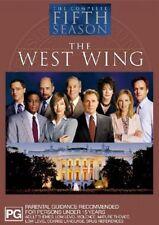 The West Wing : Season 5 (DVD, 2005, 6-Disc Set)