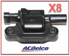 8 Ignition Coil ACDELCO D510C REPLACE GMC OEM # 12611424 V8