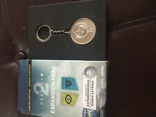 Official Destiny 2 Limited Edition Promotional Keyring Keychain NEW COOL ITEM!