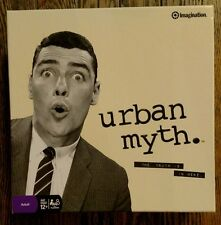 Urban Myth Board Game by Imagination (2008)