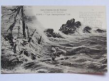 06D37 CPA CARTE POSTALE BRETAGNE - LES CHANSONS DE BOTREL - LA PAIMPOLAISE N°6