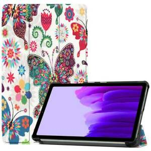 """Folio PU Leather Stand Case Cover for Samsung Galaxy Tab A7 Lite 8.7"""" T220 2021"""