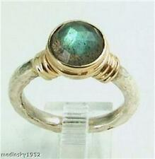 Labradorite Stone Yellow Gold Fine Rings eBay