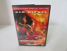 Xxx Dvd Starring Vin Diesel Widescreen L53G