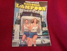 Vintage (June 1980) National Lampoon, Humor Magazine:  Fresh Air Issue