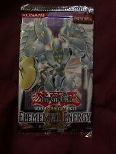 Elemental Energy 1st Edition Yu-Gi-Oh Sealed Booster **GamerzSphere**
