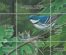 2010 Canada Quebec  Wildlife Habitat Conservation  WWF-DQ64  Mint NH