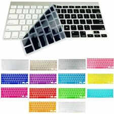 Silicone US Keyboard Cover Skin for Macbook Air Pro Retina MAC 13 15 17 hi