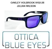 Occhiali da Sole OAKLEY HOLBROOK 9102 26 JULIAN WILSON Sunglasses Sonnenbrillen