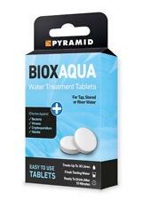 BIOX AQUA Water Treatment Tablets - Powerful Safe Purification of Drinking Water
