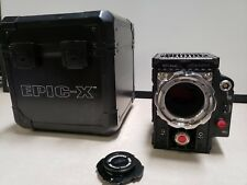 Red Digital Cinema Epic-X Dragon S35 6K Camera ONLY 143.5 Hours with Case