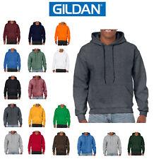 Mens GILDAN Pullover Hoodies Sweatshirt 18500 - Heavy Blend
