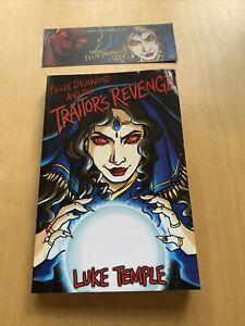 Felix Dashwood and the Traitor's Revenge (The Felix Dashwood ... by Temple, Luke