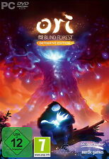 Ori And The Blind Forest - Definitive Edition (PC, 2016, DVD-Box)