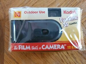 Kodak Fun Times Chevy Trucks Disposable Camera 1995 SEALED