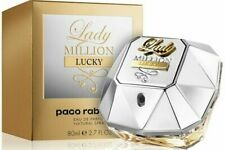 LADY MILLION LUCKY by Paco Rabanne perfume for her EDP 2.7 oz New