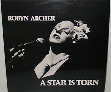 Robyn Archer - A Star Is Torn LP Vinyl Trafalgar ARM 5002 Australia VG++
