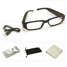 Hd Spy Glasses Camera Hidden Eyewear Mini Dvr Video Recorder Cam Camcorder New~