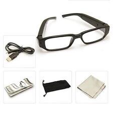 HD Spy Glasses Camera Hidden Eyewear Mini DVR Video Recorder Cam Camcorder  SM