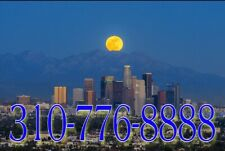 310 Easy phone number (310)776-8888 LA California Best lucky number!