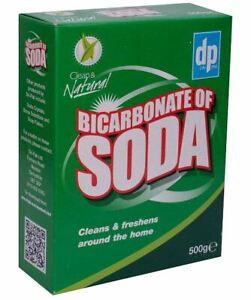 Dri Pak Bicarbonate of Soda - 500g Cleans & Freshens around the home