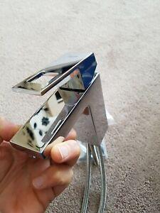 Grohe Single Lever Tap Sail Cube Basin Mixer Quality Chrome Finish BNWT