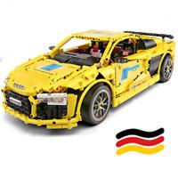 Technic RS Car Auto R 42056 42083 42115 42065 10265 Bausteine Blöcke MOC Steine