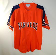 New York Yankees MLB Baseball Jersey Vintage 90s Starter Size MEDIUM M