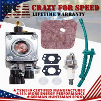 1Set Fuel Line Kit Carburetor For STIHL FS45 FS55R FS55RC HL45 KM55 KM55R FS38 w