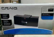 Craig Cm415 3-Piece Cd Stereo Shelf System with Am/Fm and Remote