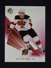2017-18 17-18 UD Upper Deck SP Authentic Limited Red #60 Taylor Hall