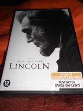 DVD Lincoln de Steven Spielberg avec Daniel Day-Lewis, Sally Field (2013)