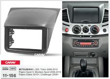 CARAV 11-156 Car Radio Fascia FacIa Panel Frame for MITSUBISHI L 200, Triton