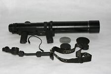 NOVOFLEX Tele Objektiv Noflexar 1:8 f = 600 mm incl. Schulterstütze