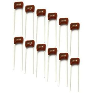 Fender Metalized Polyester Film Radial .022 uF Capacitor Set of 12 - 0024832049