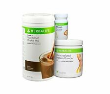 Herbalife Weight Loss Package: Formula1(Chocolate)+Personalized Protein Powder(P