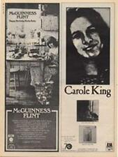McGuinness Flint Happy Birthday Carole King LP advert Time Out cutting 1971