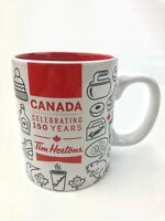 Tim Hortons 2017 Canada Celebrating 150 Years Coffee Mug Limited Edition Cup