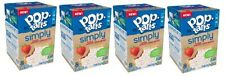 Pop Tarts Simply Frosted Harvest Strawberry Toaster Pastries 4 Box Pack