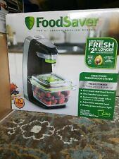 Food Saver ~ The #1 Vacuum Sealing System, Fresh Food Preservation System ~ NEW!