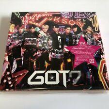 K-POP GOT7 Hey Yah CD+DVD CD Type A Japan Limited Edition