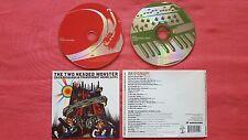 "CRAIG RICHARDS TRANSPARENT SOUND ""Two Headed Monster"" 2006 2-CD SET DAVID GUETTA"
